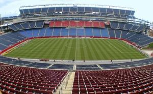 Gillette Stadium aguarda seleção brasileira em junho.