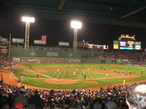 Jogo do Red Sox contra o Texas Rangers, 5 de junho