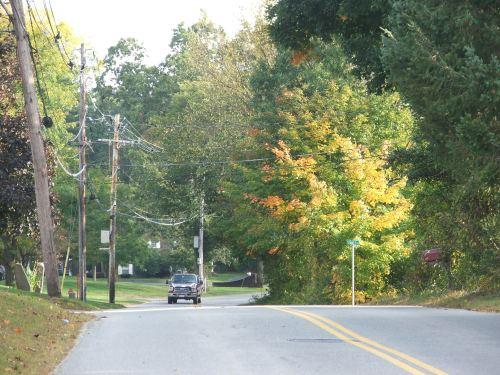 O outono continua a encantar no Nordeste dos EUA. Foto: André Abreu.